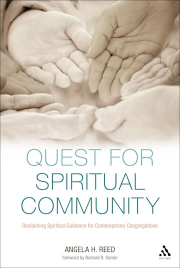 Quest for Spiritual Community cover