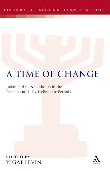 A Time of Change cover