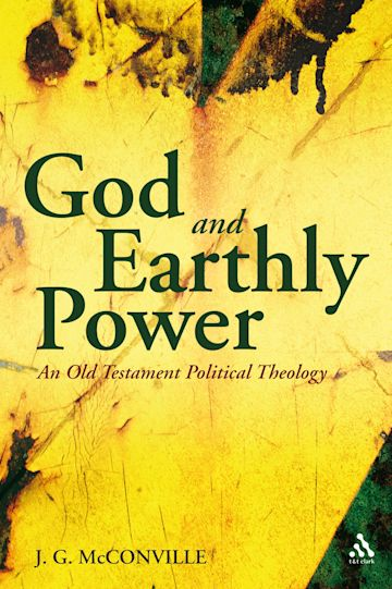 God and Earthly Power cover