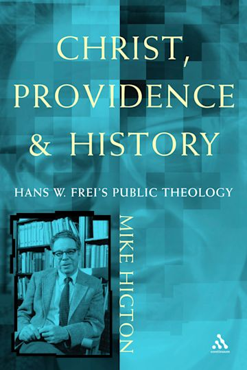 Christ, Providence and History cover