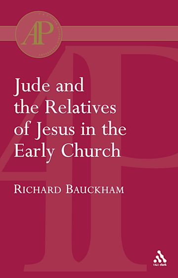 Jude and the Relatives of Jesus in the Early Church cover