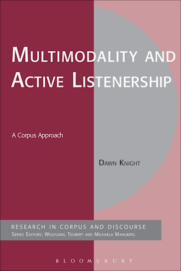 Multimodality and Active Listenership cover