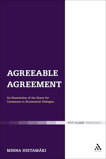 Agreeable Agreement cover