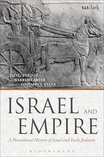 Israel and Empire cover