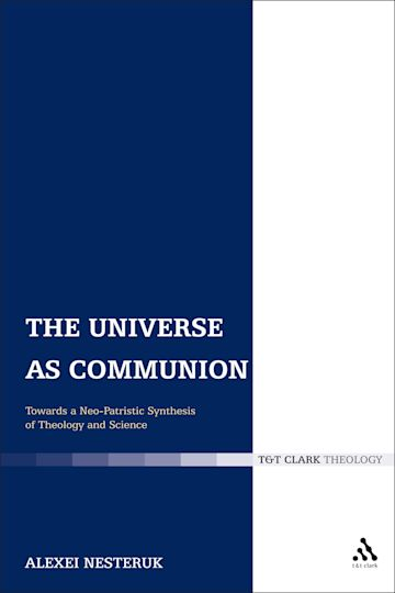 The Universe as Communion cover