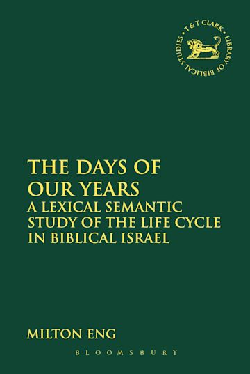 The Days of Our Years cover