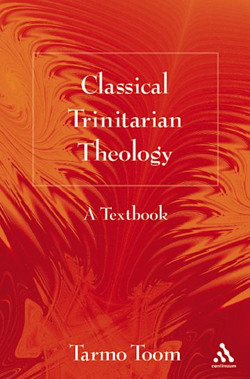 Classical Trinitarian Theology cover