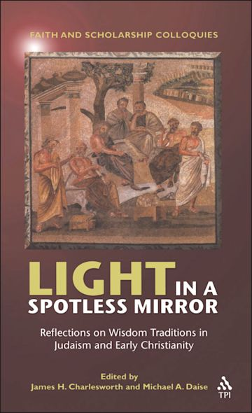 Light in a Spotless Mirror cover