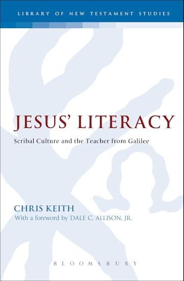 Jesus' Literacy cover