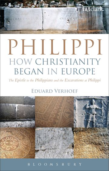 Philippi: How Christianity Began in Europe cover