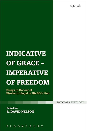 Indicative of Grace - Imperative of Freedom cover