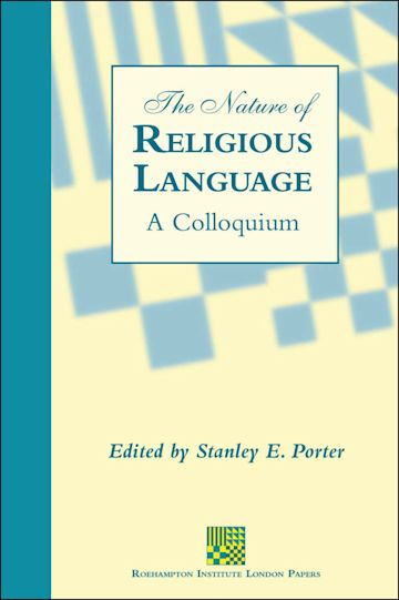 Nature of Religious Language cover