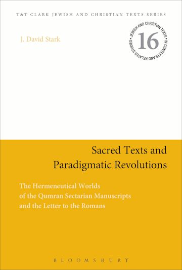 Sacred Texts and Paradigmatic Revolutions cover