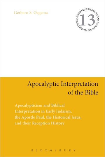 Apocalyptic Interpretation of the Bible cover
