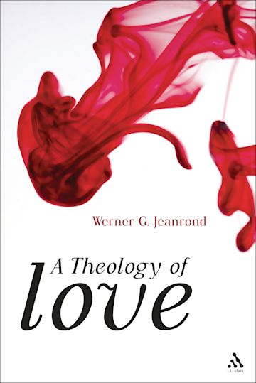 A Theology of Love cover