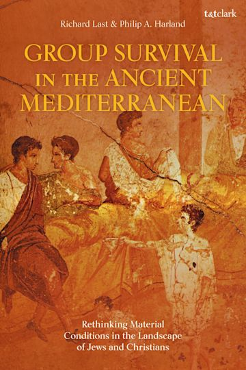 Group Survival in the Ancient Mediterranean cover