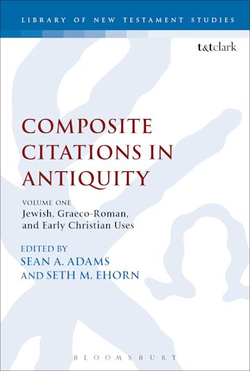 Composite Citations in Antiquity cover
