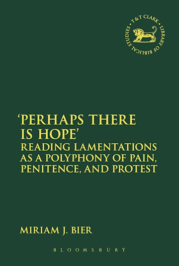 Perhaps there is Hope' cover