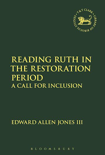 Reading Ruth in the Restoration Period cover