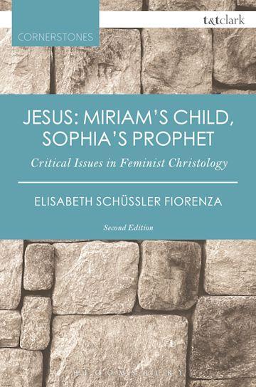 Jesus: Miriam's Child, Sophia's Prophet cover