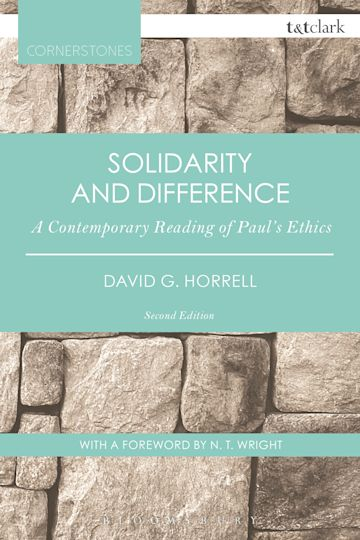 Solidarity and Difference cover