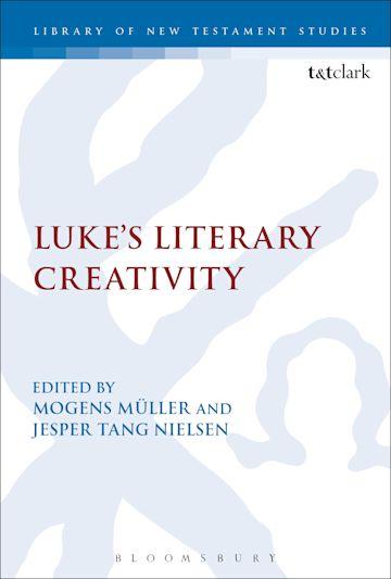 Luke's Literary Creativity cover