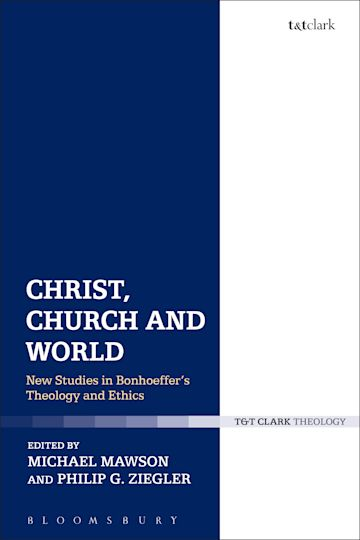 Christ, Church and World cover