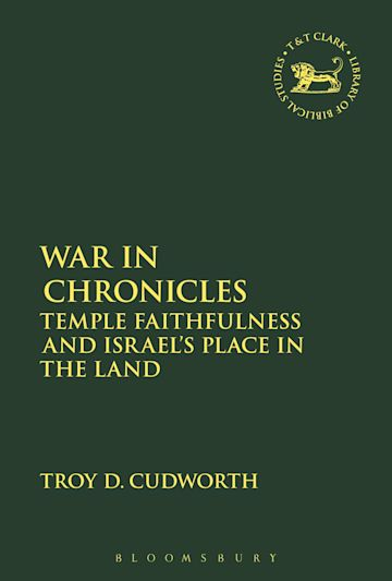 War in Chronicles cover