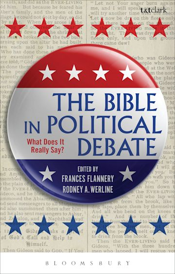 The Bible in Political Debate cover