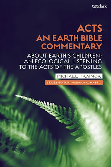 Acts: An Earth Bible Commentary cover
