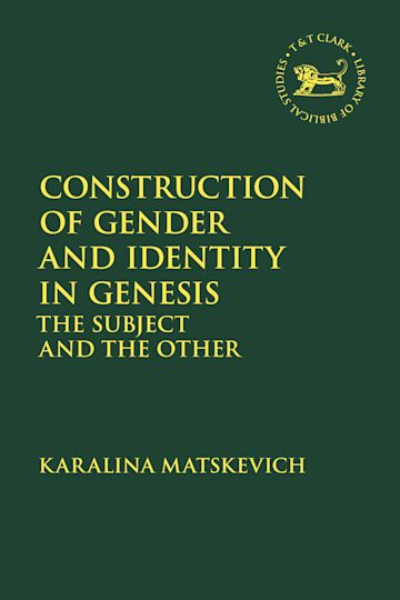 Construction of Gender and Identity in Genesis cover