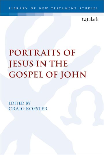 Portraits of Jesus in the Gospel of John cover