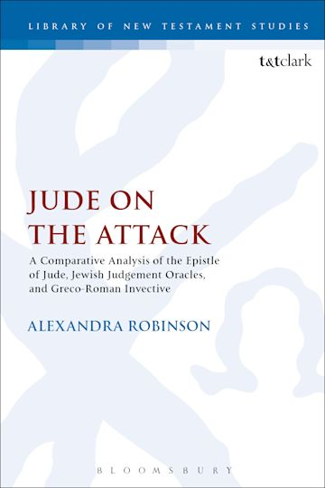 Jude on the Attack cover