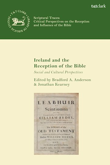 Ireland and the Reception of the Bible cover