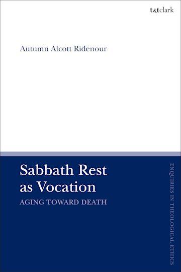 Sabbath Rest as Vocation cover