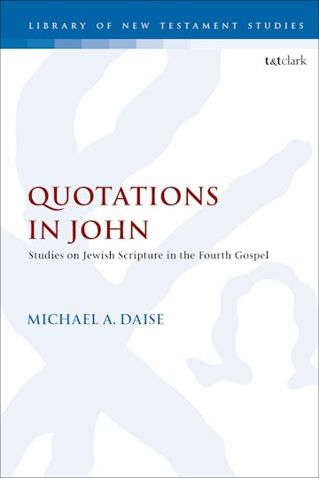 Quotations in John cover