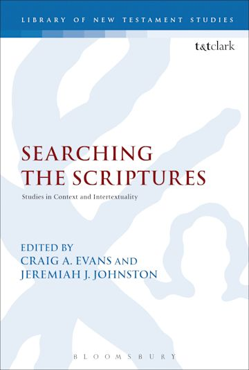 Searching the Scriptures cover
