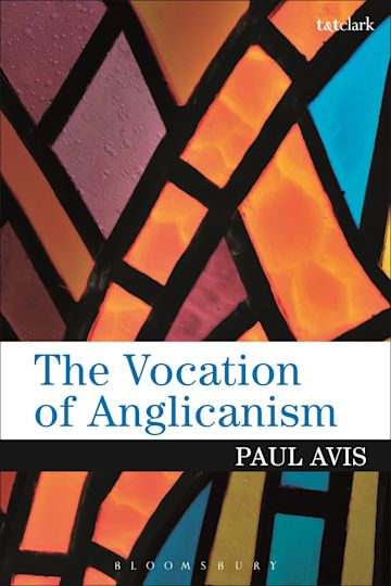 The Vocation of Anglicanism cover