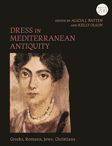 Dress in Mediterranean Antiquity cover