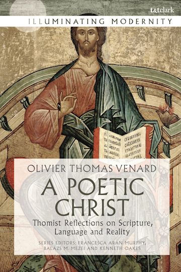 A Poetic Christ cover
