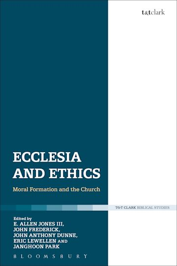 Ecclesia and Ethics cover