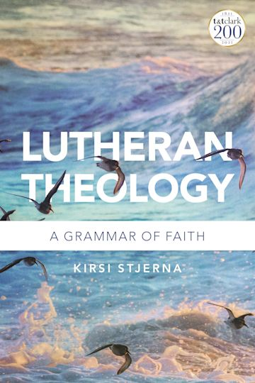 Lutheran Theology cover