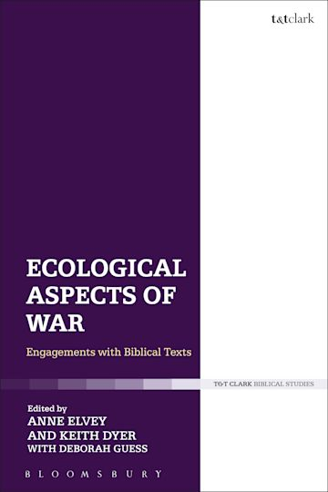 Ecological Aspects of War cover