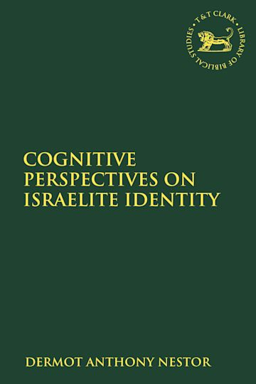 Cognitive Perspectives on Israelite Identity cover