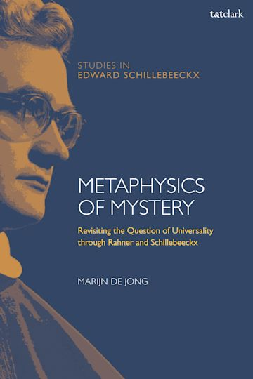 Metaphysics of Mystery cover