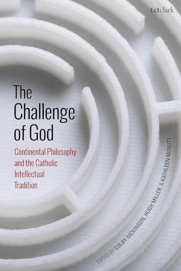The Challenge of God cover