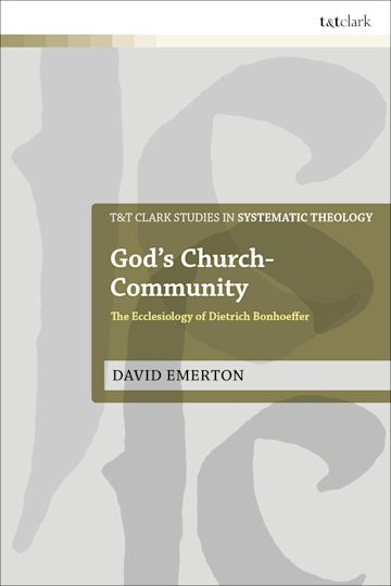 God's Church-Community cover