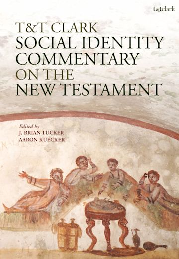 T&T Clark Social Identity Commentary on the New Testament cover