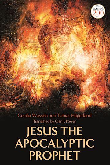 Jesus the Apocalyptic Prophet cover