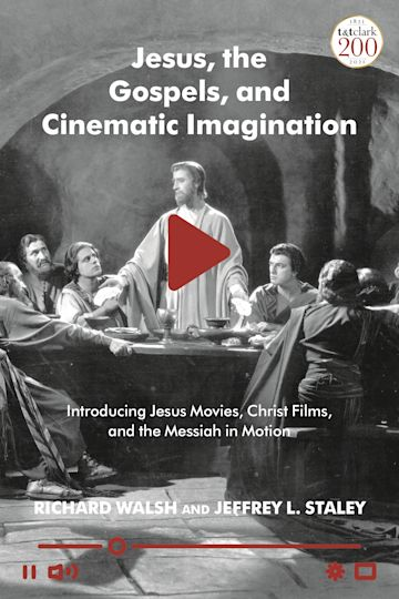 Jesus, the Gospels, and Cinematic Imagination cover